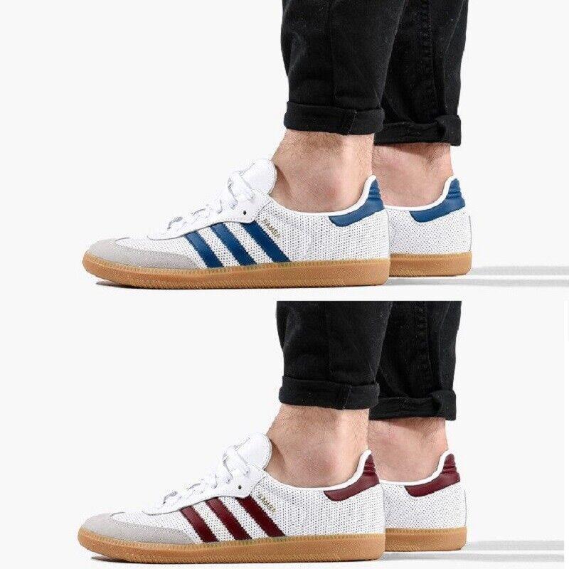adidas Samba OG Sneakers Men's Lifestyle Comfy Shoes