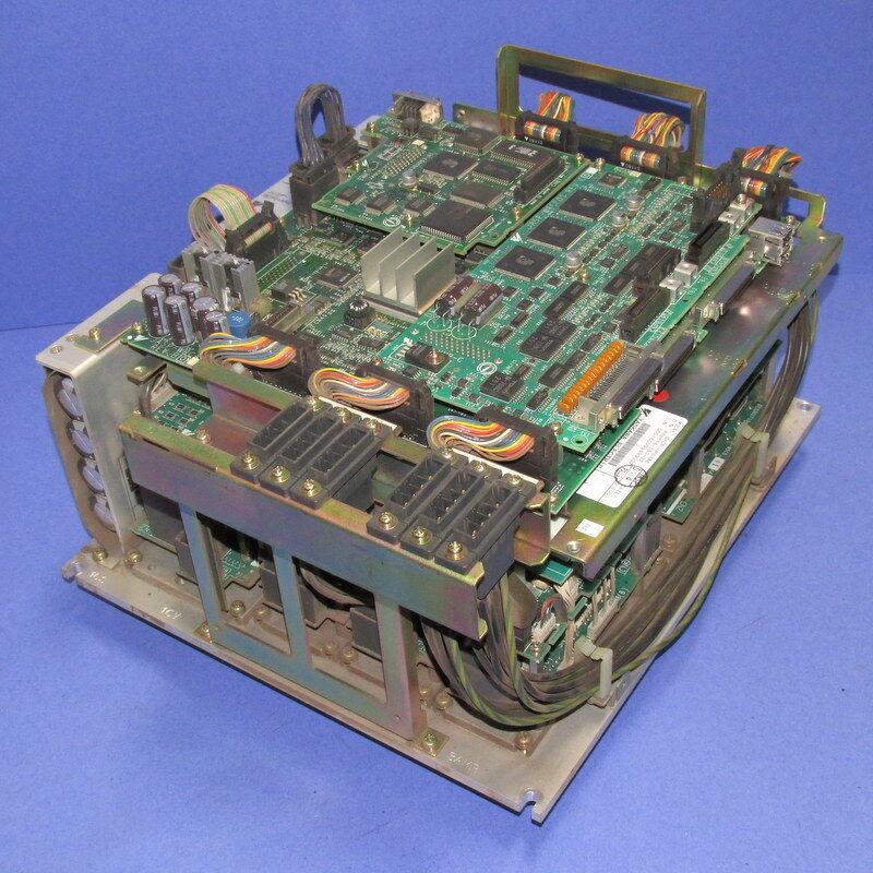 Yaskawa Electric Servo Unit Cacr-up6aac / Jusp-rcp01aad