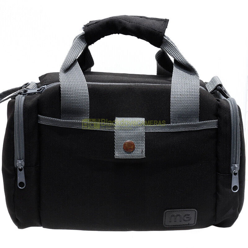 Borsa fotografica per fotocamera obiettivi e accessori MG cm 18x12x22 interno