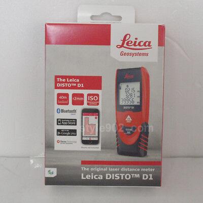 Original Leica Disto D1 Laser Measure Distance Meter With Bluetooth