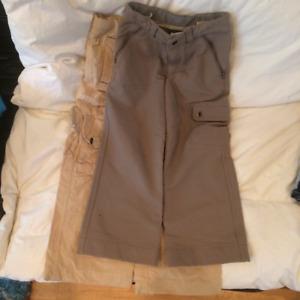 2 designer boys 4/5 pants