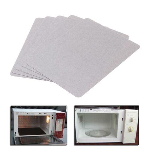 5 Microwave Oven Mica Plates Sheet Waveguide for Galanz Midea Panasonic LG Sharp