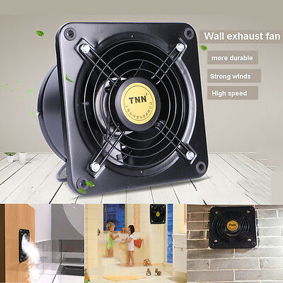 6 Ventilation Extractor Exhaust Fan Blower Window Wall Kitchen Bathroom Toilet