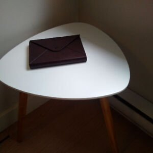 White Yamazaki Side Table - Small