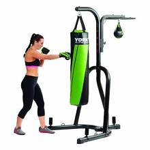 York heavy duty Boxing Stand, Bag and Speed ball Campbelltown Campbelltown Area Preview
