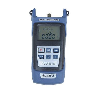 Fiber Optic Power Meter Optical Tester Scfc Adapter -70 To 10nm