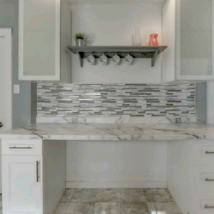 1 stop shop for all your Reno Needs! Quality workmanship