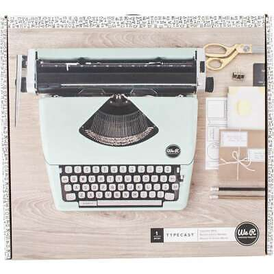 We R Typecast Typewriter Mint 633356630623
