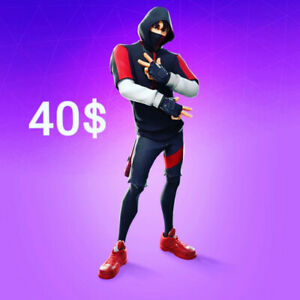 Fortnite Ikonik Skin Service and Scenario only 40$ USD
