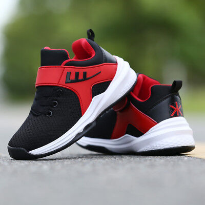 Boys Sneakers Sporty Running Walking Shoes Big Kids Youth Athletic Boots Casual ()