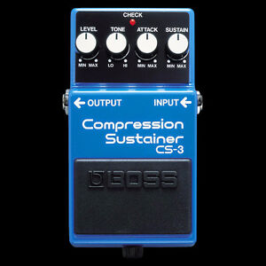 Boss - CS-3 Compressor