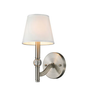 Two Wall Sconces - NEW - $125