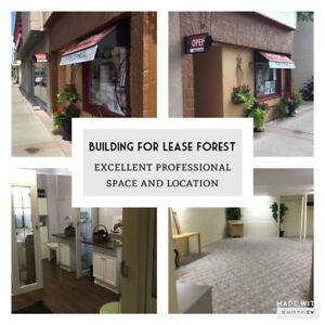 Prime Professional Space to Lease in Forest, Ontario