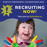 Participate in the Parents Empowering Neurodiverse Kids Study