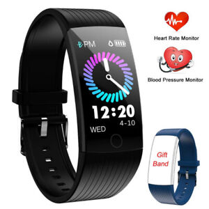 Brand New Fitness Tracker, Activity Tracker Smart Watch with Hea