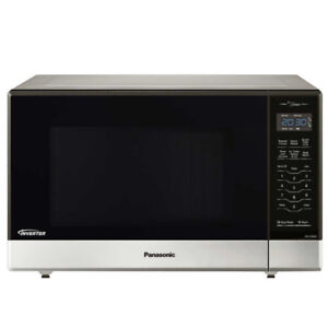 Panasonic NN-ST696S Countertop/Built-In Microwave with Inverter