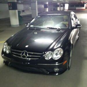 2007 Mercedes-Benz Autre 5,5 L Coupé (2 portes)