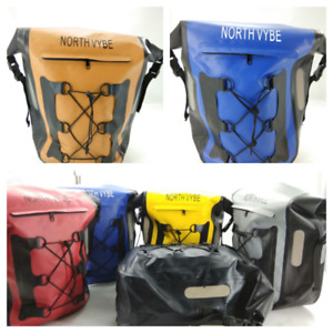 Rear Bike Pannier - north vybe ( 75 to 95 L )