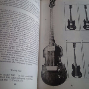 The Gibson Guitar, From 1950, Ian C. Bishop, 1977 Kitchener / Waterloo Kitchener Area image 3