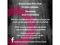 PiYo fitness classes