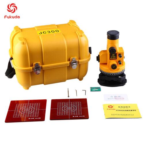 Auto level vertical collimator JC300 Plumb laser series deflection measurement
