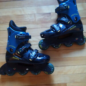 Ultra Wheels Rollerblades - Men's Size 5 - Women's size 8