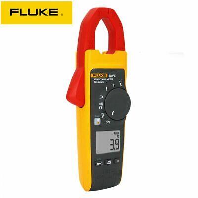 Fluke 902fc Hvac Clamp Meter True Rms Ac Amps Handheld