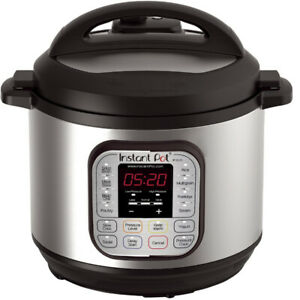 NEW: Instant Pot Duo 7-in-1 Electric Pressure Cooker - 8 Qt