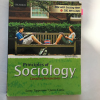 principles of sociology: canadain perspective (2nd ed.)