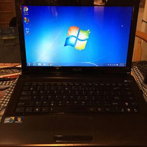 """Asus 14"""" Black Laptop"""