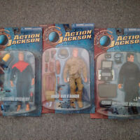 Action Jackson action figures