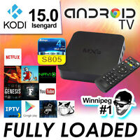 FREE LIVE TV, MOVIES,ON DEMAND,FULLY LOADED KODI 15,CUT THE CORD