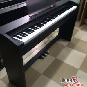 Casio Piano PX-735 with 3 pedals unit and stand (88 keys)