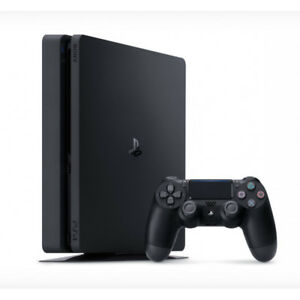 WANTED - PS4 Slim Console (50+ consoles)