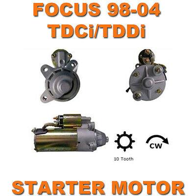 FORD FOCUS MK1 98-04 1.8 TDDI/TDCI DIESEL BRAND NEW QUALITY STARTER MOTOR