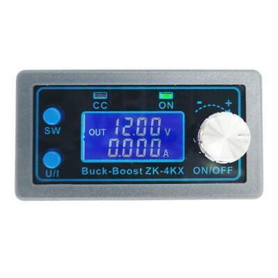 Zk-4kx Cnc Dc-dc Buck Boost Converter Module Cc Cv Voltage Regulator 0.5-30v 4a