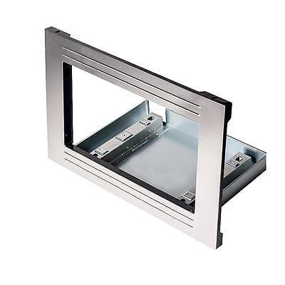 "Kenmore Elite30"" Countertop Microwave Trim Kit for 73163 Stainless Steel 23303"