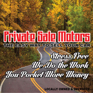 Put More in Your Pocket - Sell Your Car with Private Sale Motors