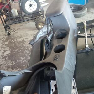 99-04 grey mustang center console