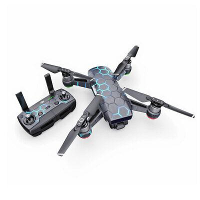 DJI Spark Wrap - EXO Neptune by Drone Squadron - Sticker Skin Decal