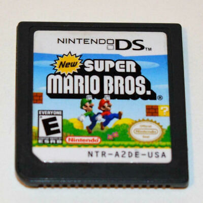 Super Mario Bros Game Card For Nintendo 3DS 2DS DSI DS XL Lite Christmas Gift