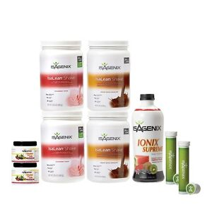 Isagenix - Free shipping and Energy Shots!