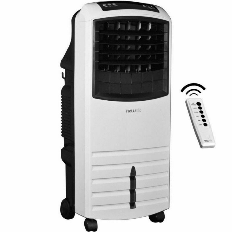 NewAir Portable Evaporative Cooler White AF-1000W