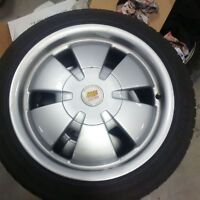 "Brand new 16"" wheels/tires for Subaru, Fiats, and more!"