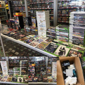 We Got Gamez Best Place to Buy/Sell/Trade Your Video Games