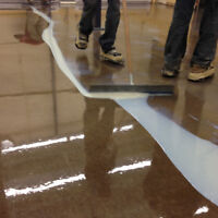 Epoxy Flooring Industrial, Commercial & Institution Floors