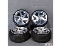 """19"""" Staggered Genuine 3SDM 0.06 for VW Scirocco, Passat CC, Audi A4 & Seat Exeo."""
