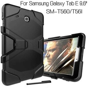 Shockproof Hard case for Samsung Galaxy Tab E 9.6'' T560 T561