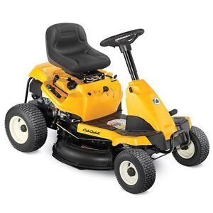 WANTED   SMALL RIDING LAWN MOWER