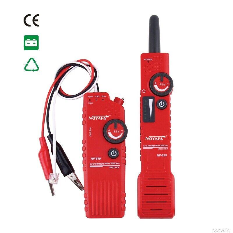 Noyafa NF-819 Low Voltage Underground Wire Tracker Line Finder Tester USA Stock